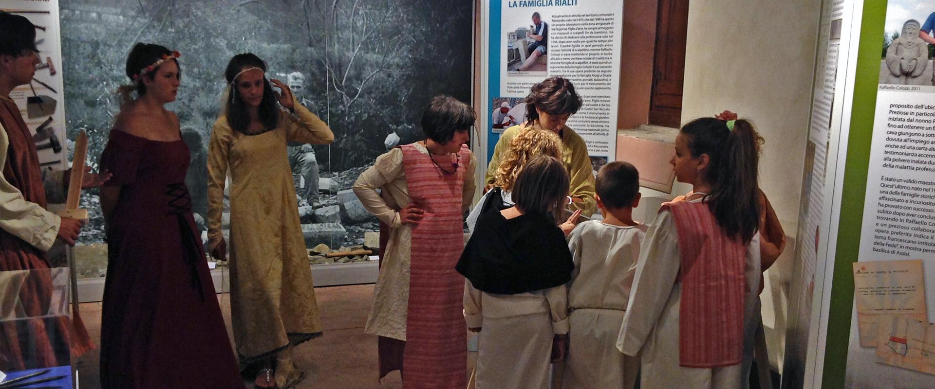 Ecomuseo a misura di bambino